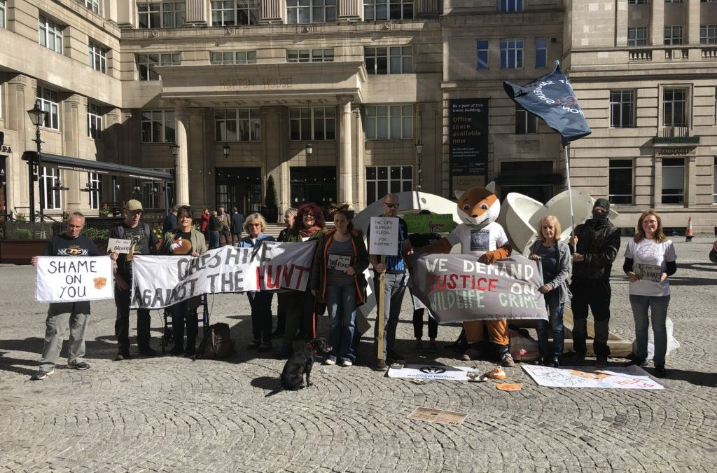 CPS Liverpool Protest 2018