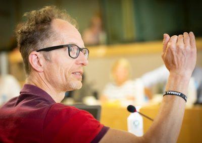 Peter Verhaegen, co-founder, DierAnimal Belgium